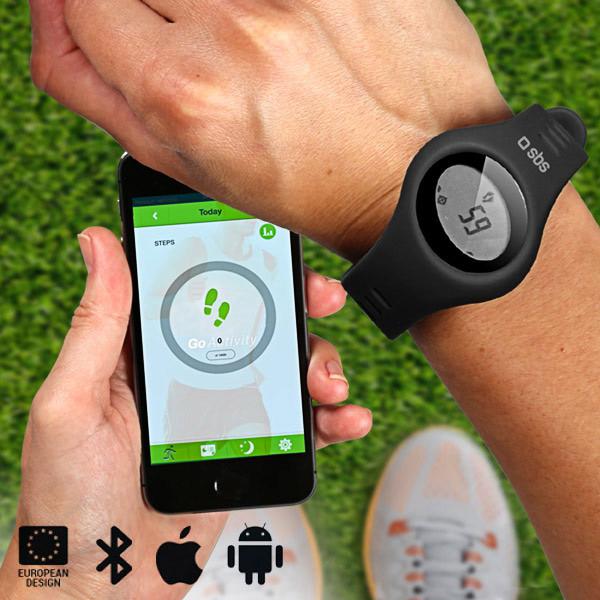 Zegarek Sportowy Bluetooth GoFit