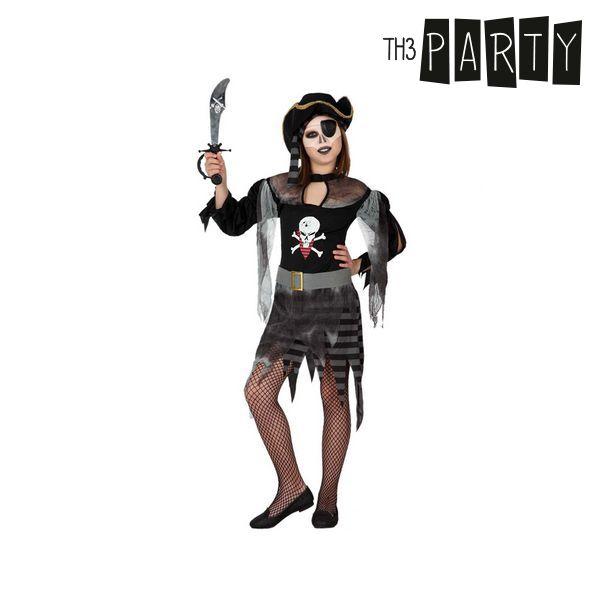 Kostým pro děti Th3 Party Duch pirát - 7–9 roků