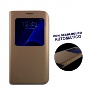 Torba Samsung Galaxy S7 Ref. 131742 PU Złoty