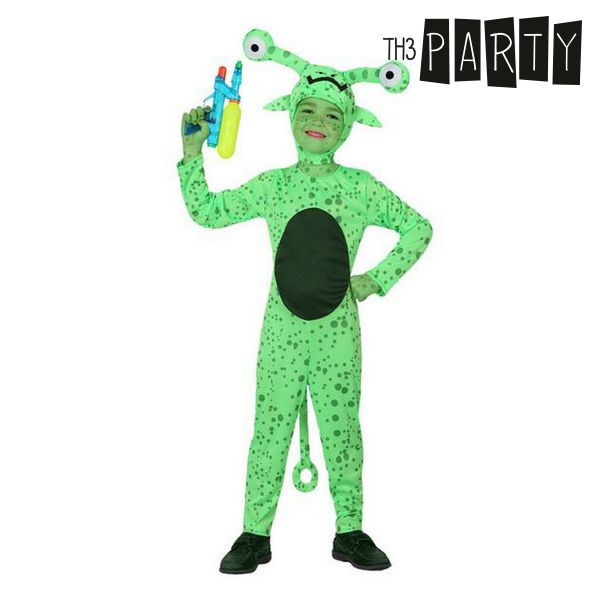 Kostým pro děti Th3 Party Ufo - 3–4 roky