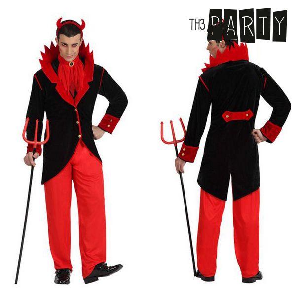 Kostým pro dospělé Th3 Party Ďábel - XS/S