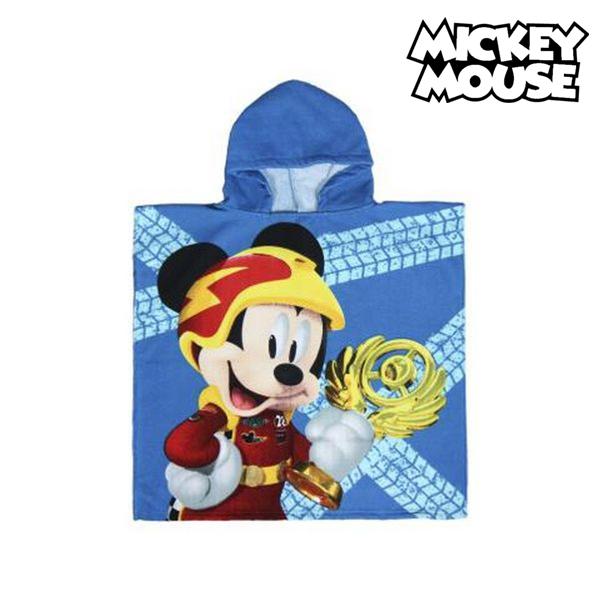 Ręcznik-poncho z kapturem Mickey Mouse 57181