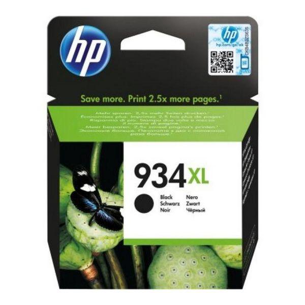 Originální inkoustové náplně Hewlett Packard C2P23AE#BGY Černý
