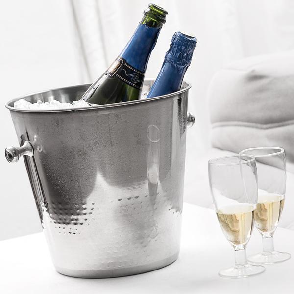 Nerezová Chladicí Nádoba na Šampaňské Excellent