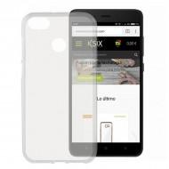 Pouzdro na mobily Xiaomi Redmi 4x Flex TPU Transparentní