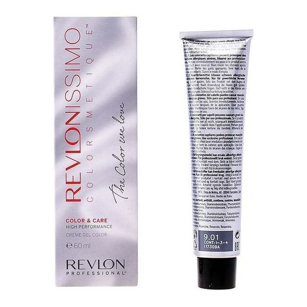 Trwała Koloryzacja Przeciwstarzeniowa Revlonissimo Revlon NMT 9,01