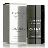 Dezodorant w Sztyfcie égoïste Platinum Chanel (75 ml)