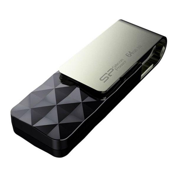 Pamięć USB Silicon Power Blaze B30 64 GB