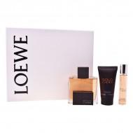 Zestaw Perfum dla Mężczyzn Solo Loewe (3 pcs)