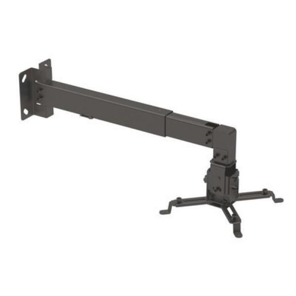 Naklápěcí Stropní Držák na Projektor TooQ PJ4012WT–B -15º / +15º 20 kg Černý