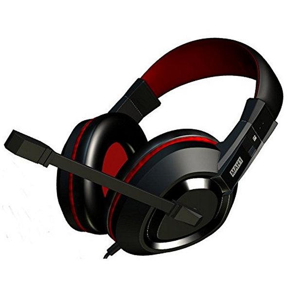 Słuchawki Gaming z mikrofonem Tacens MAH1 7.1 Surround USB + 40 mm Neodi Ultra Bass 32Ω 15 mW Czarny