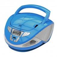 Rádio s CD BRIGMTON W-440 USB Modrý