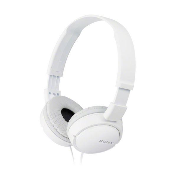 Słuchawki Sony MDR ZX110 Biały Diadem