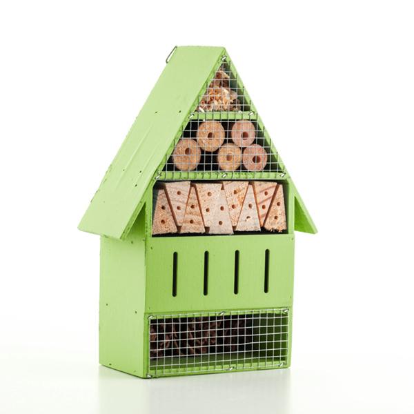 Hotel dla Owadów House Pet Prior - Zielony