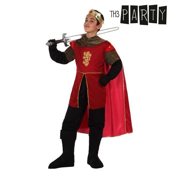 Kostium dla Dzieci Th3 Party Średniowieczny król - 5-6 lat