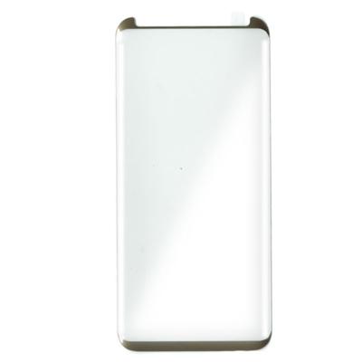 Ochraniacz na Ekran z Hartowanego Szkła Zakrzywiony Ref. 100946 Samsung S8 Plus Złoty