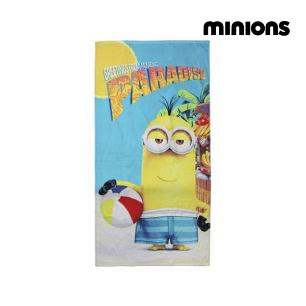 Plážová deka Minions 57129