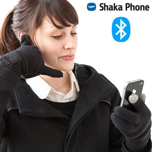 Shaka Phone Hands Free Rukavice