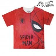 Koszulka z krótkim rękawem dla dzieci Spiderman 7982 (rozmiar 3 lat)