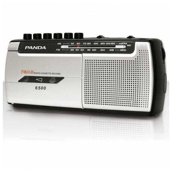 Radio Kasetowe Daewoo DRP-107 Srebrzysty