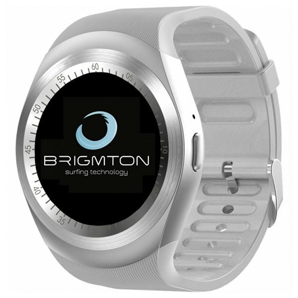 Chytré hodinky s krokoměrem BRIGMTON BWATCH-BT7 1,3