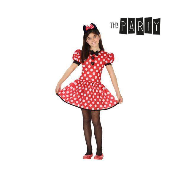 Kostium dla Dzieci Minnie Mouse 9489