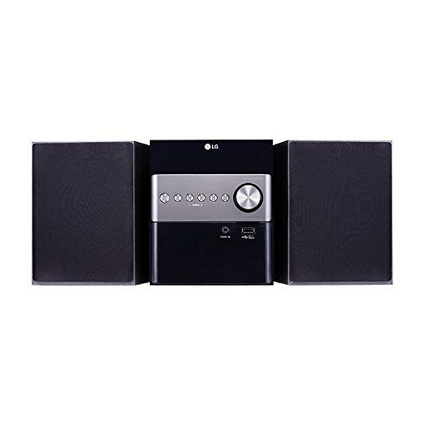 Zestaw Hi-fi LG CM1560 10W Czarny