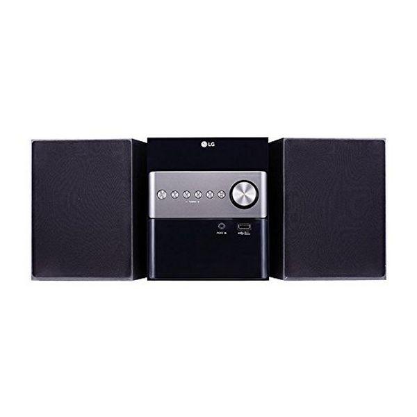 Hi-Fi LG CM1560 10W Černý