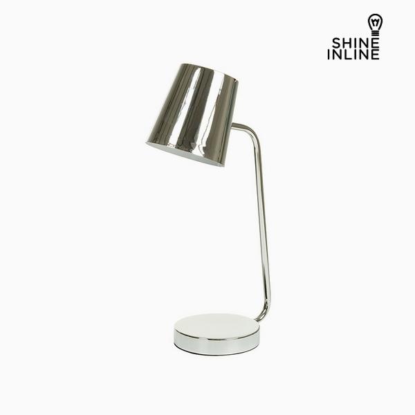 Stolní Lampa Chróm Hliník (22 x 14 x 46 cm) by Shine Inline