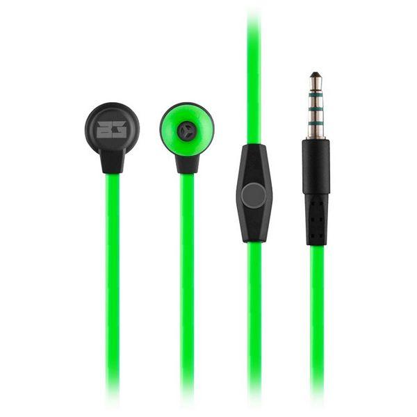 Słuchawki z Mikrofonem Gaming BG BG-AUD09 1,2 m Kolor Zielony