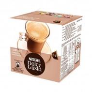 Kávové kapsle s pouzdrem Nescafé Dolce Gusto 96350 Espresso Macchiato (16 uds)