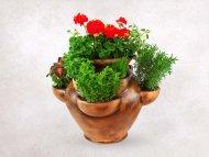 Petržlák- kvetináč na bylinky XL - 75l