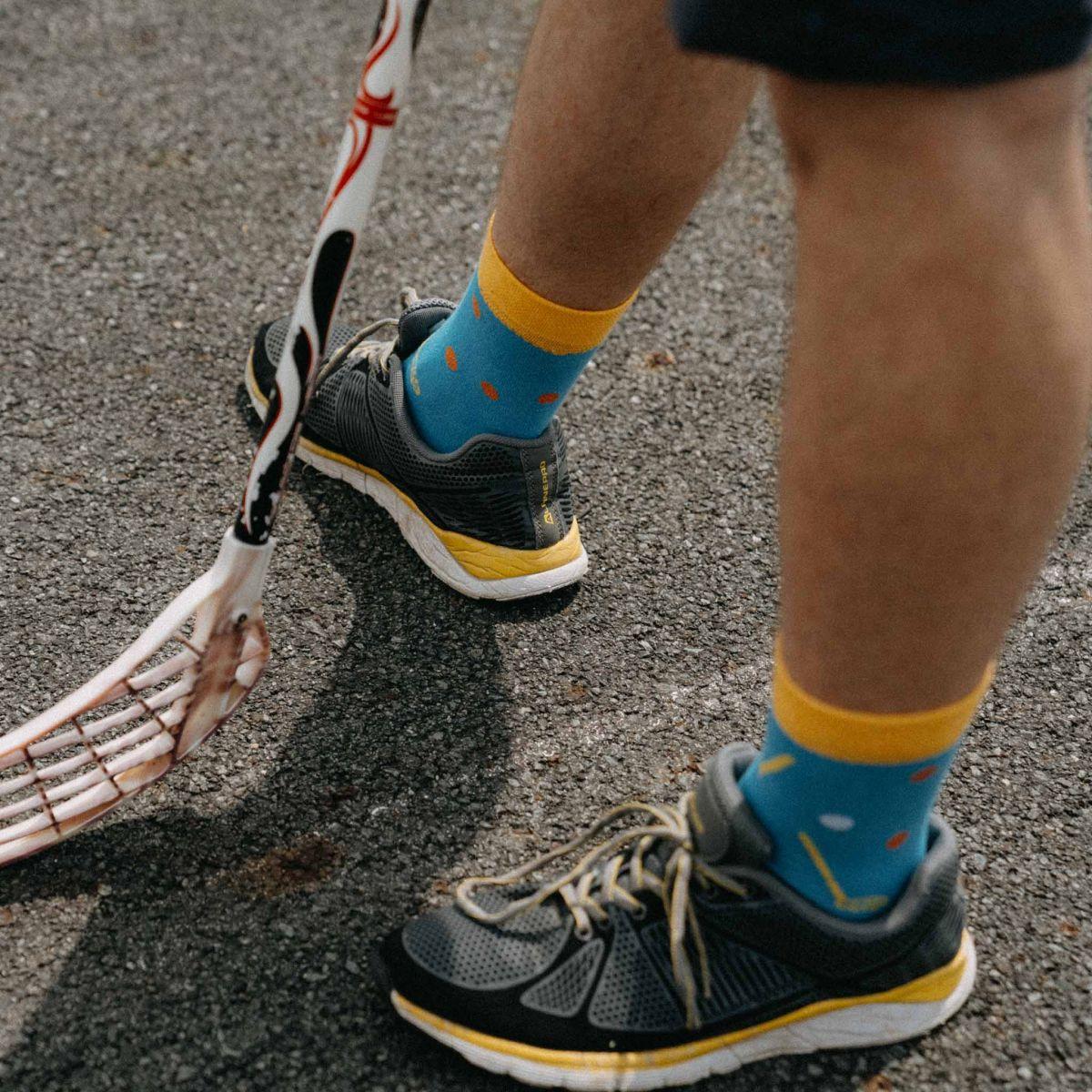 Socken - Unihockey