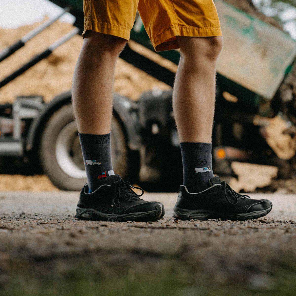 Ponožky - Řidič p1