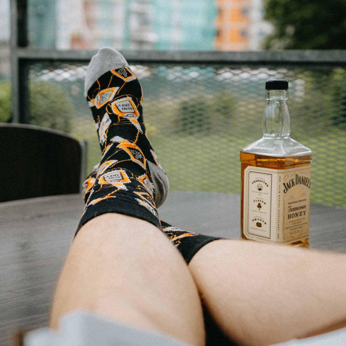 Socken - Whisky
