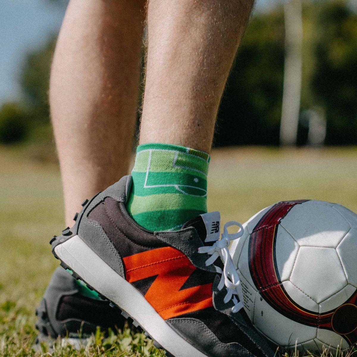 Ponožky - Futbal nízke p1