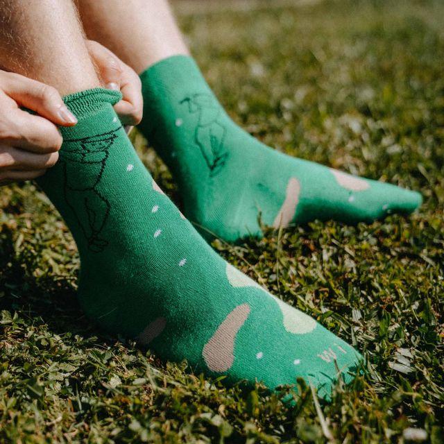 Socken - Golf p2
