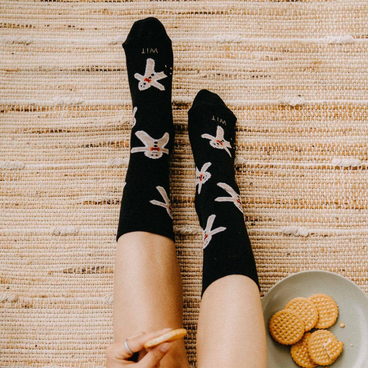 Socken - Lebkuchen p2