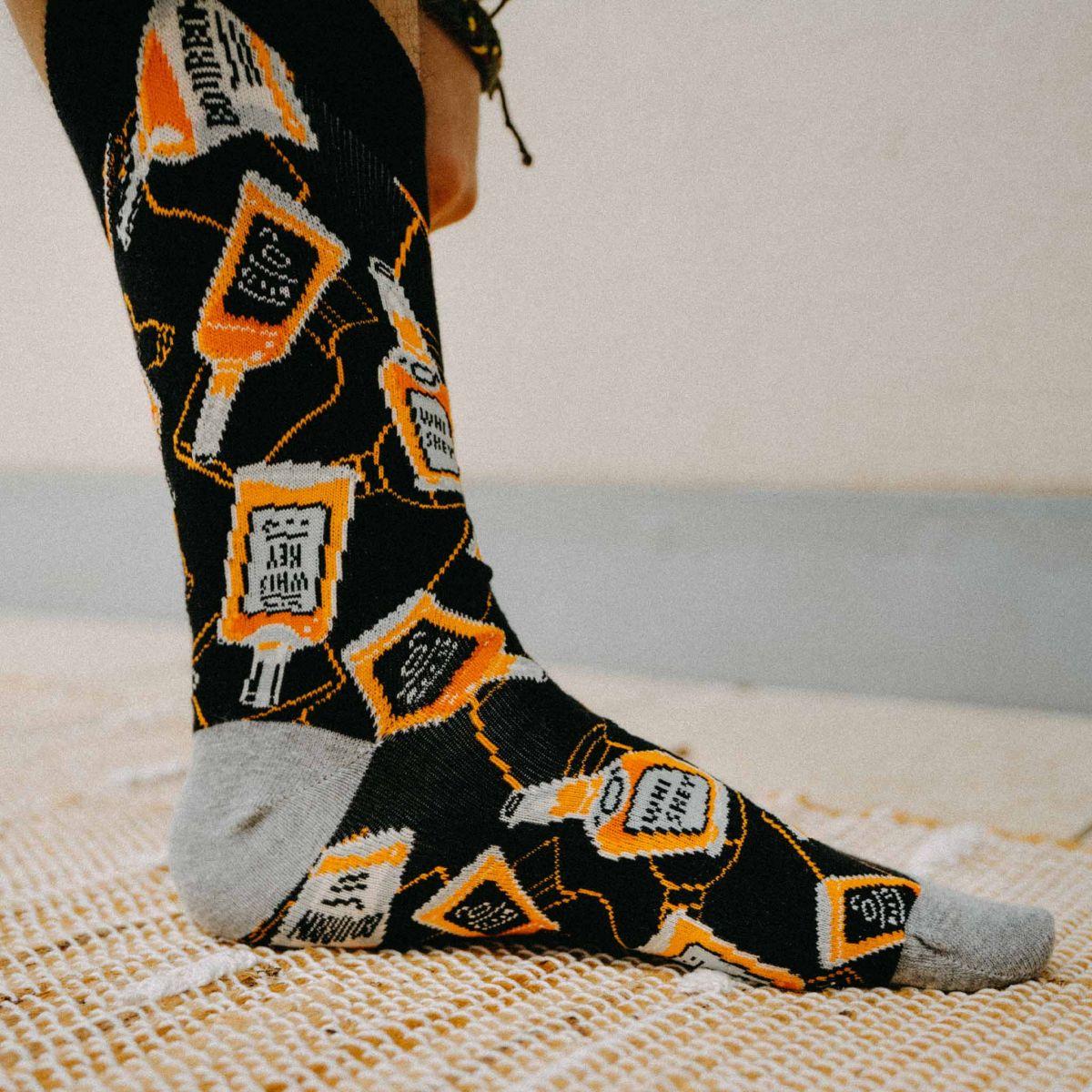 Ponožky - Whisky p2