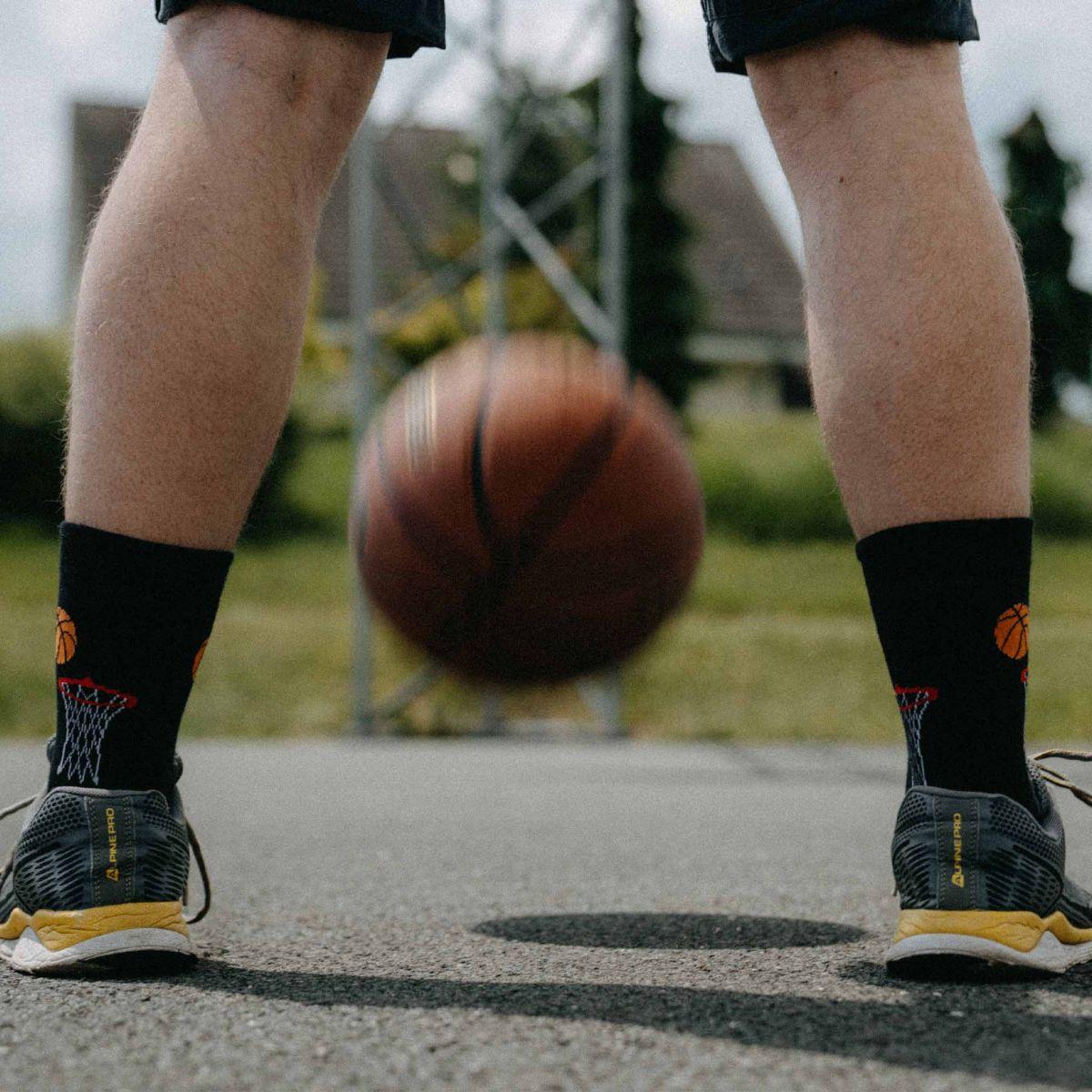Socken - Basketball p1