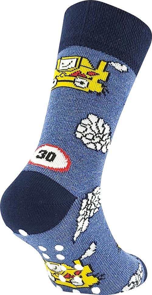 Detské ponožky Buldozér