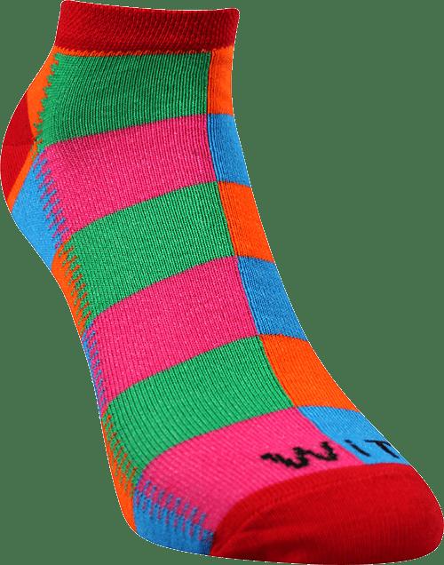 Șosete - Colorate - joase