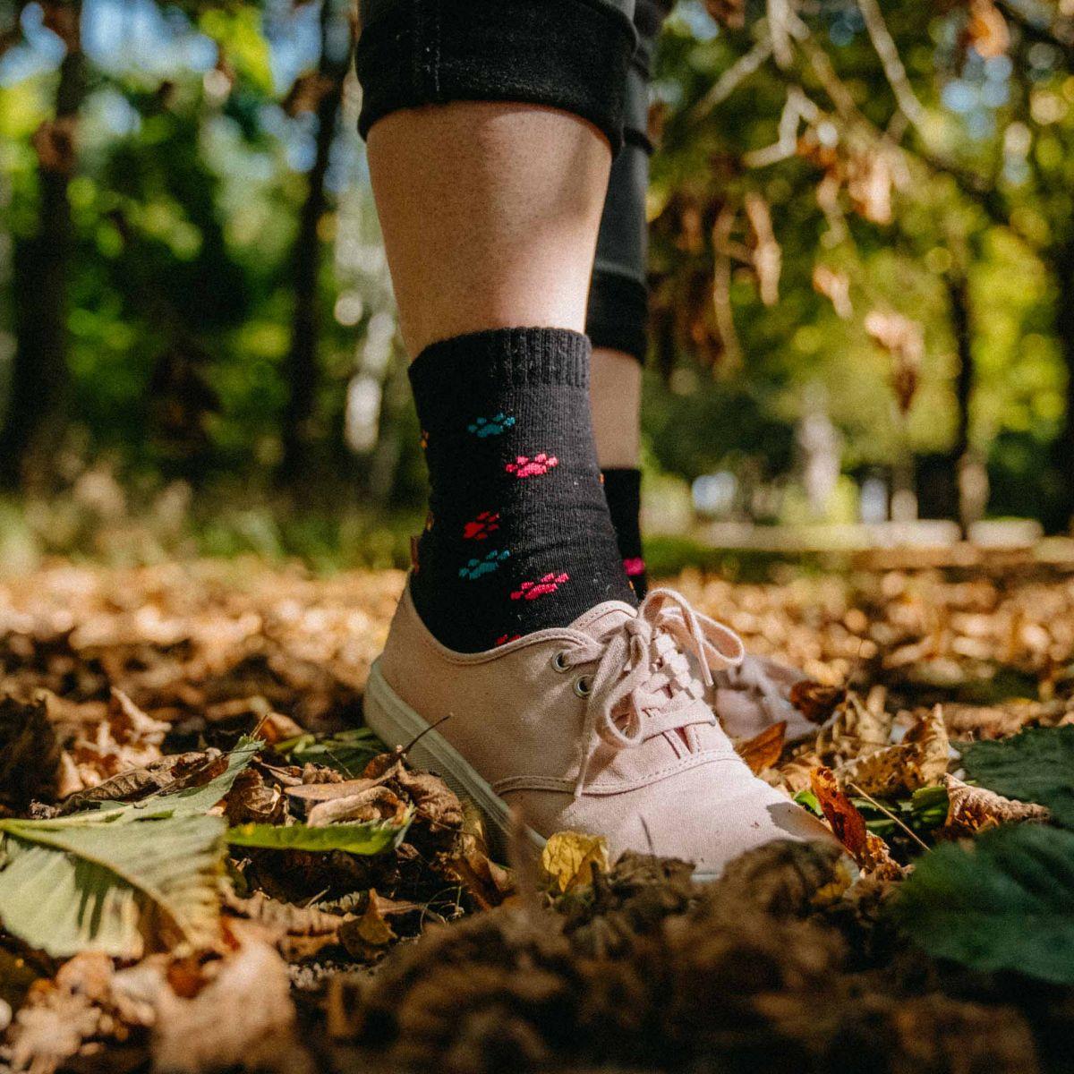Ponožky - Labka 1