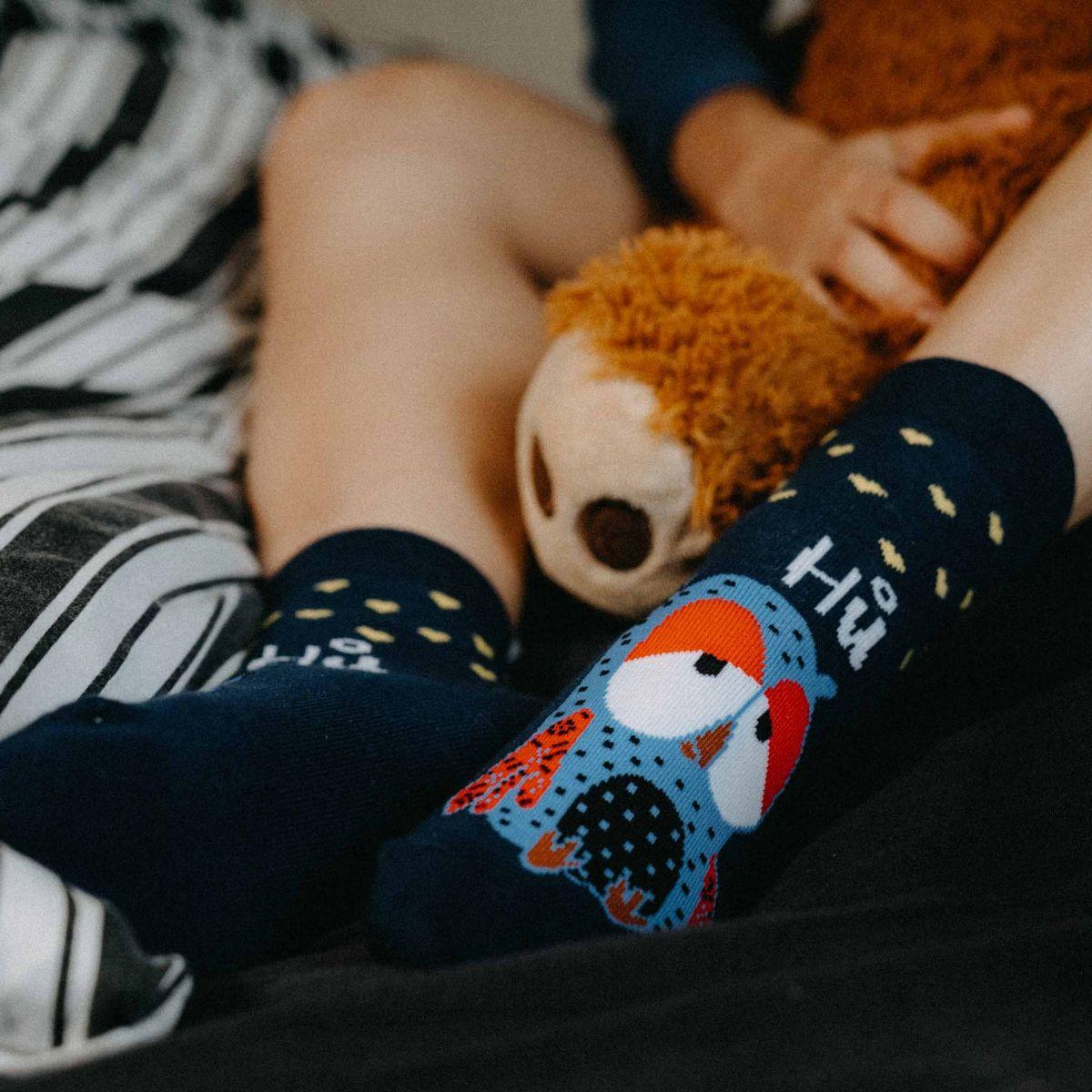 Ponožky - Sovy