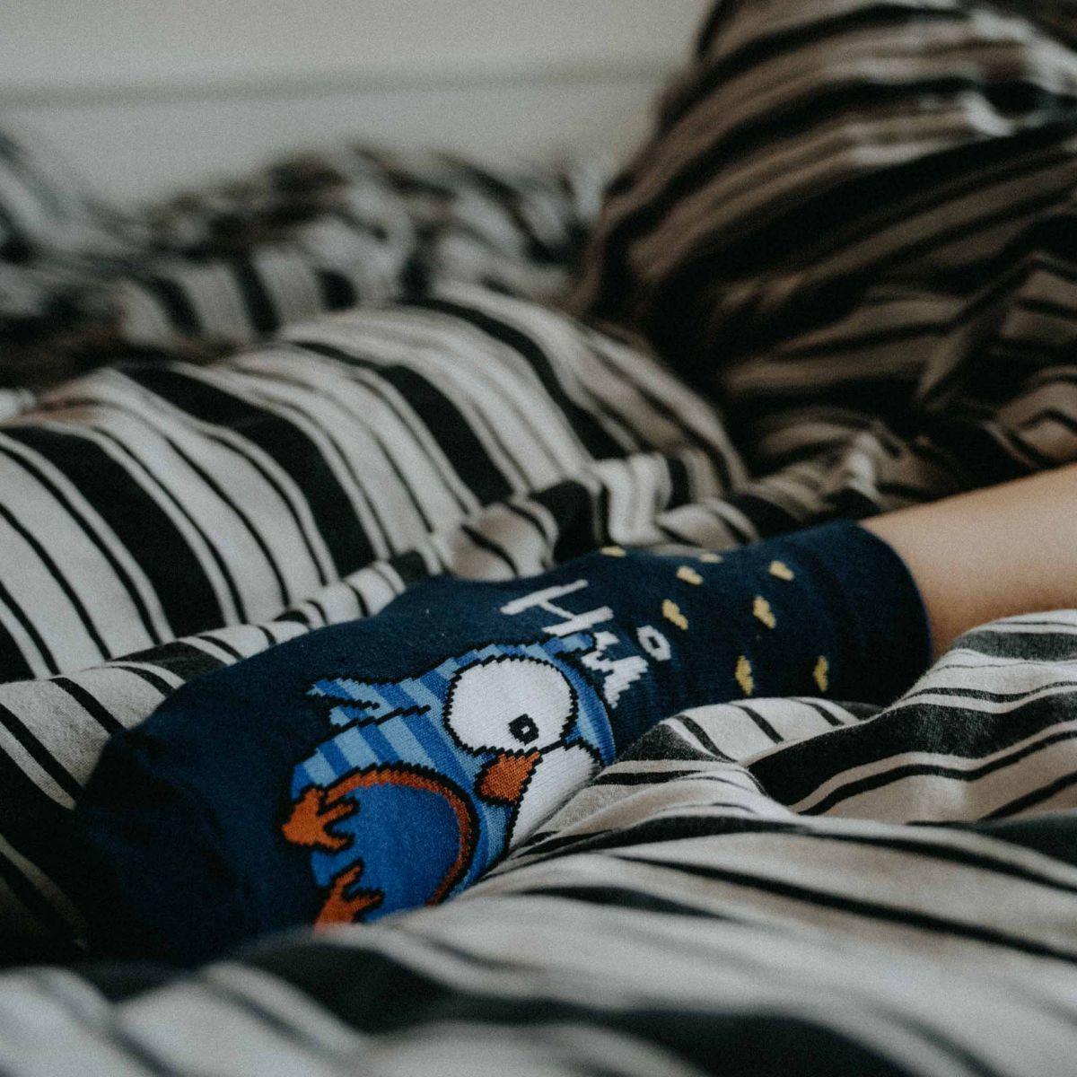 Ponožky - Sovy p2