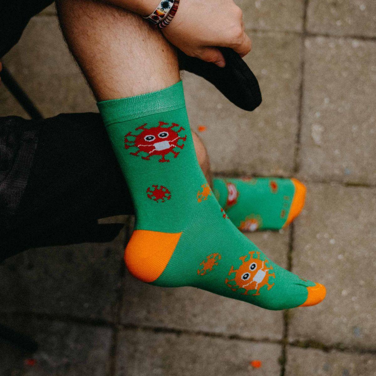 Ponožky - Korona p2