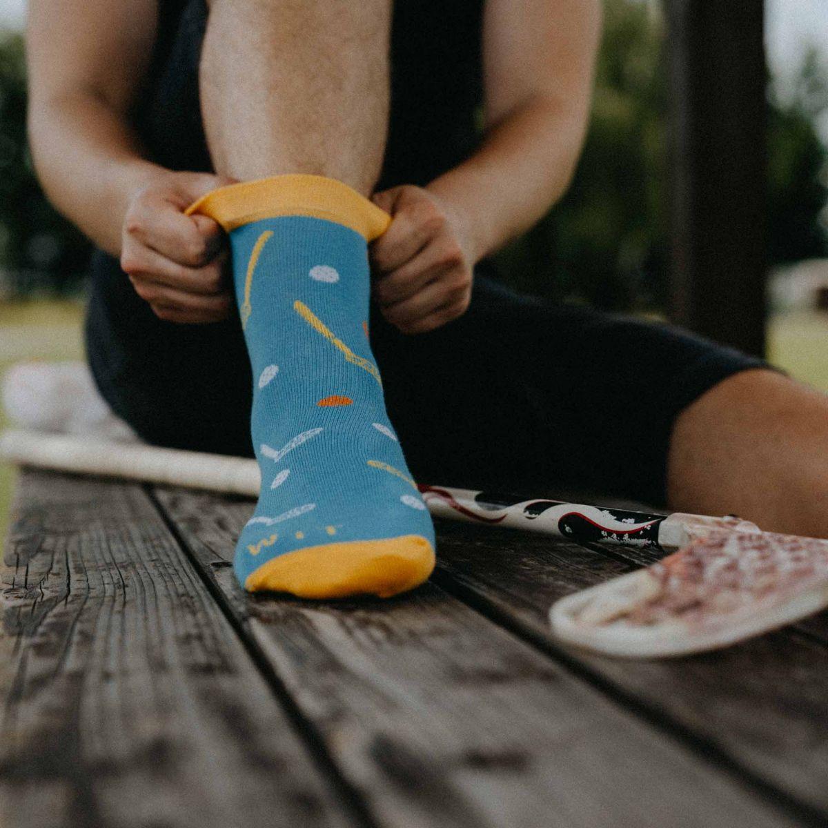 Socken - Unihockey p2