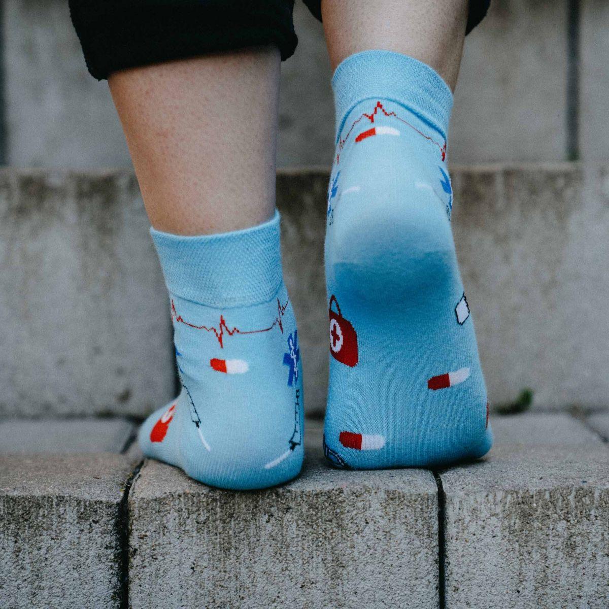Socken - Gesundheitswesen 2 p2
