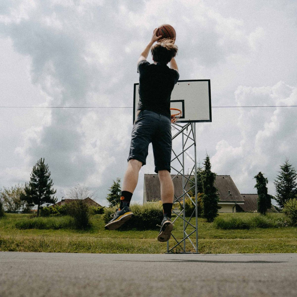 Socken - Basketball p2