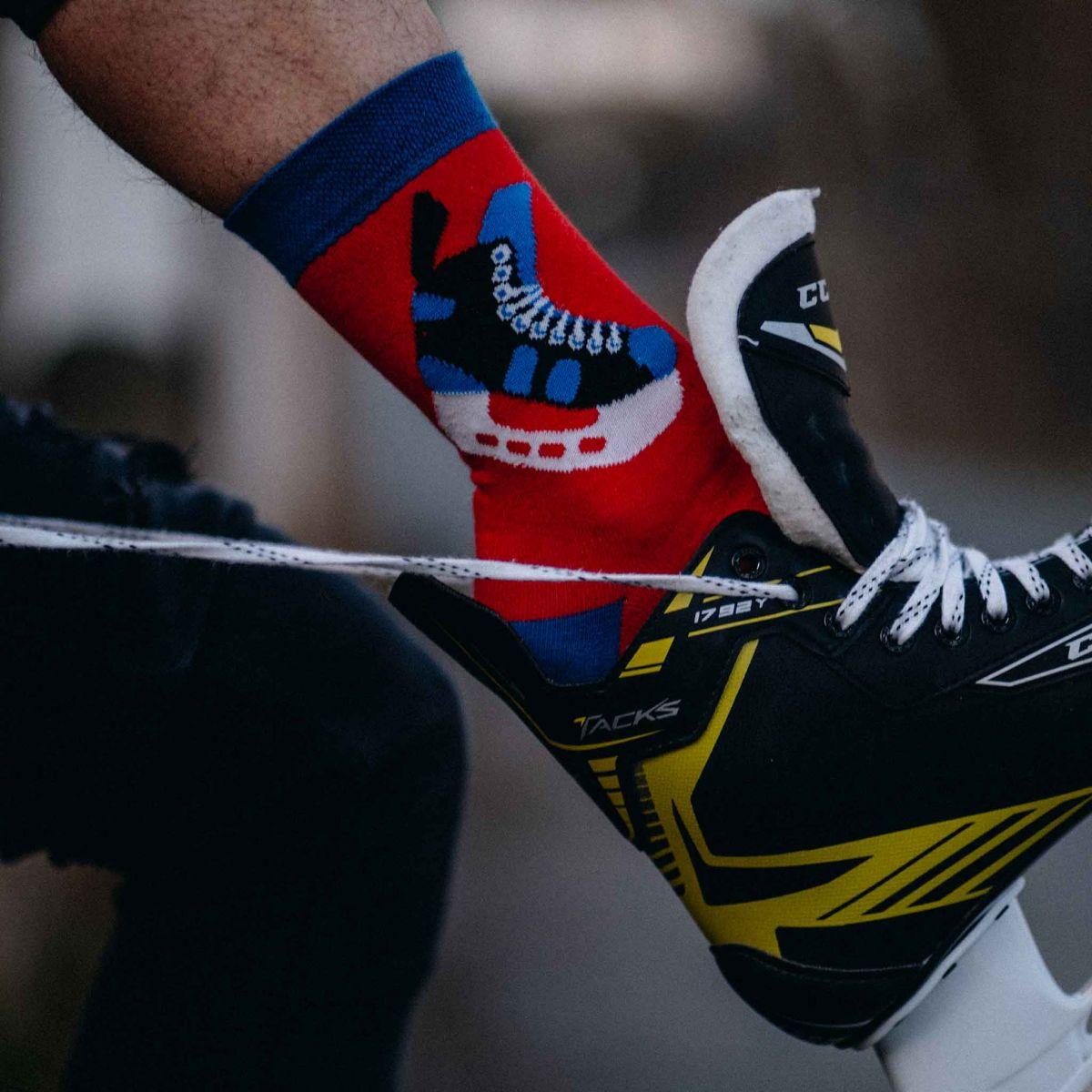 Socken - Eishockey 2 p3